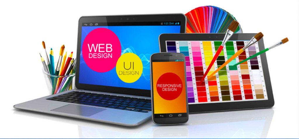дизайн от веб студии sumweb